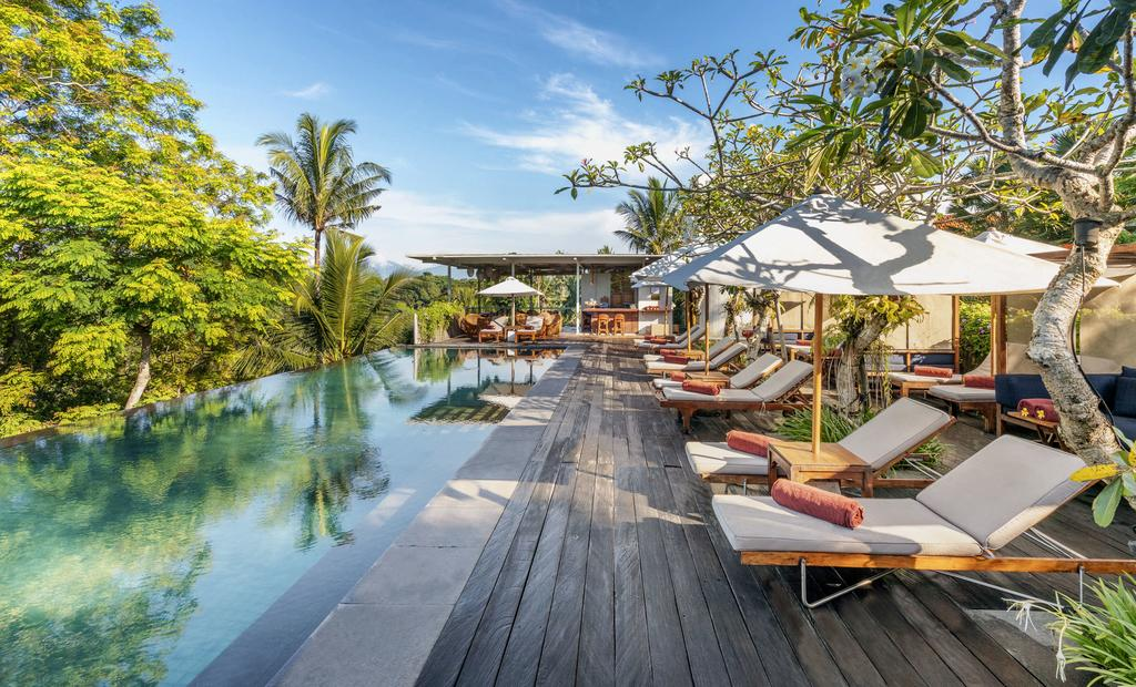Das traumhafte Boutique-Hotel Bisma Eight in Bali