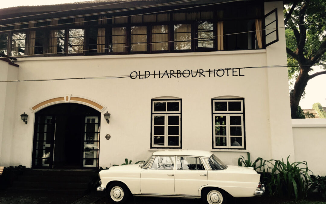 Kochi, Old Harbour Hotel