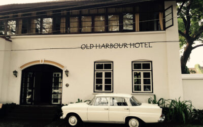Kochi, Old Harbour Hotel
