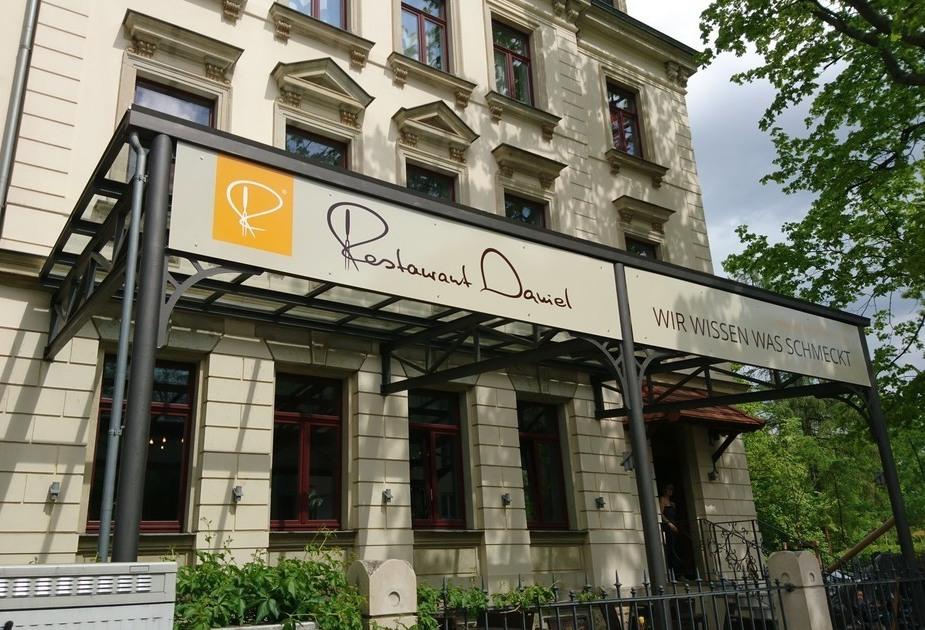 Dresden, Restaurant Daniel